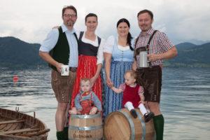 Das Brauerei-Team