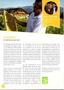 BierIG - Honigbier Artikel