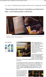 Bierkochbuch Kaltenböck